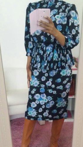 Damespak donkerblauw
