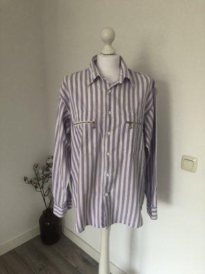 Vintagehemd mit Streifen