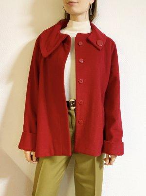Vintage Wool Jacket red