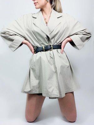 Vintage Abrigo corto beige claro