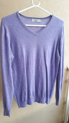 LOCHMERE Cashmere Jumper purple-lilac