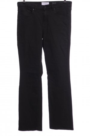Violeta Boot Cut Jeans black casual look