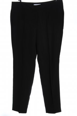 Violeta by Mango Pantalon zwart zakelijke stijl