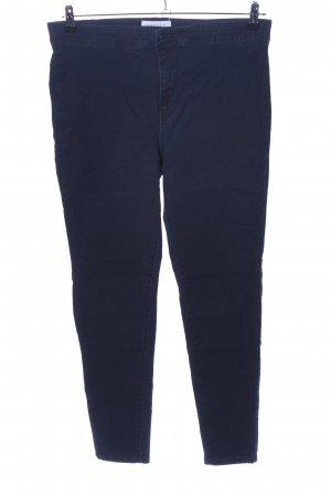 Violeta by Mango Jeggings blau Business-Look
