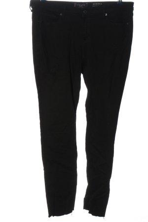 Violeta Slim Jeans schwarz Casual-Look