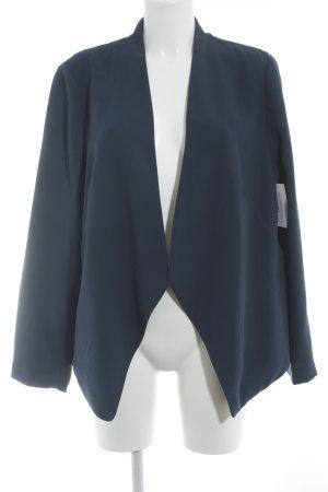 Violeta Kurz-Blazer dunkelblau Elegant