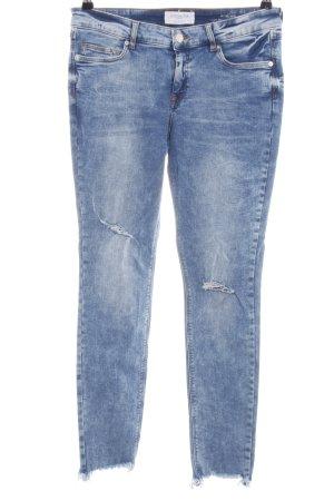 Violeta Slim Jeans blau Casual-Look