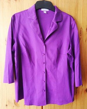 Peter Hahn Camicia blusa viola