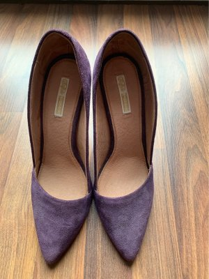 Violette Pumps von Buffalo