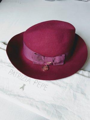 Patrizia Pepe Felt Hat violet