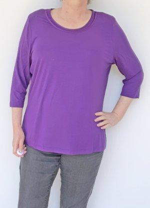 Basler T-shirt lila Viscose
