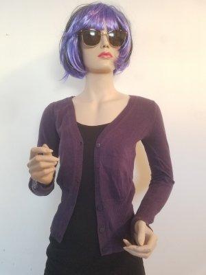 violettes Jäckchen
