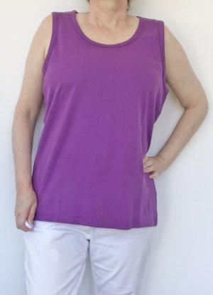 Domyos Sports Tank lilac cotton