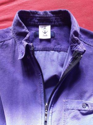 Violettes Vintage Cordhemd von 7 for all Mankind