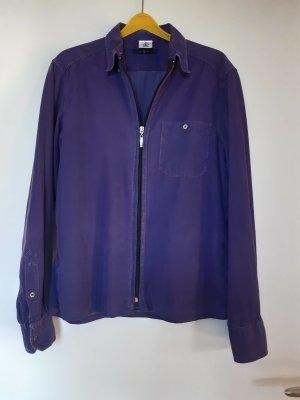 7 For All Mankind Camisa de manga larga lila-lila Algodón