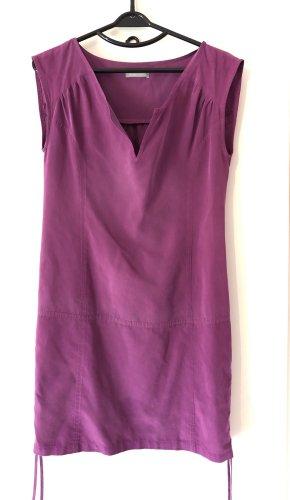 3 Suisses Off-The-Shoulder Dress violet