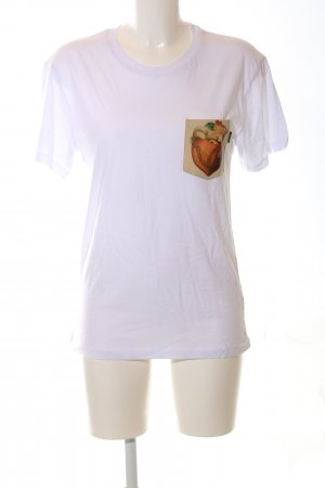 VioVio T-Shirt Motivdruck Casual-Look