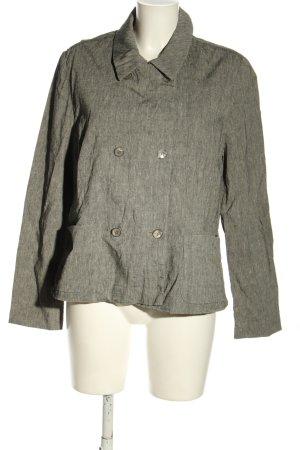 Virmani Between-Seasons Jacket light grey flecked casual look