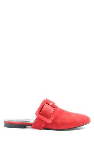 virreina Sabot rouge élégant