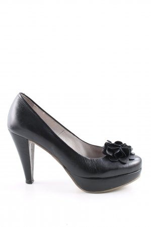 Virus High Heels schwarz Casual-Look