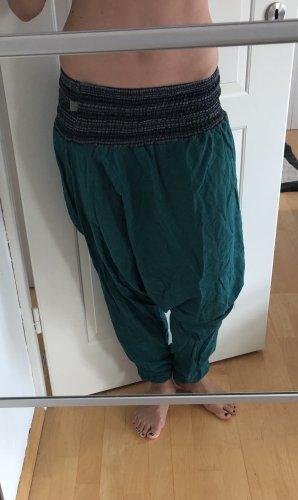 Vishes Haremshose in grün