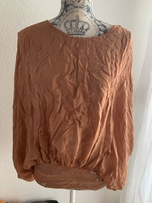 Made in Italy Crash Blouse multicolored viscose