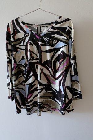 Bonita Cols de blouses multicolore viscose