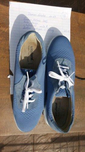 Vitaform blaue Sneaker Materia 43