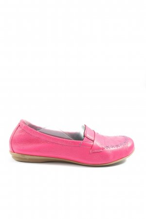 vitaform Mokassins pink Casual-Look