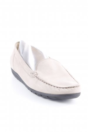 vitaform Schlüpfschuhe beige Casual-Look