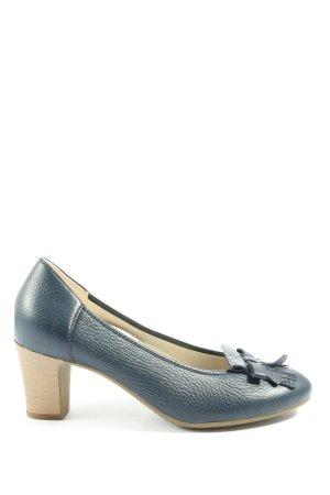 vitaform Loafer blu stile casual