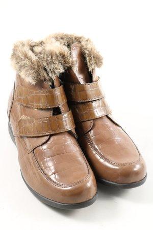 "vitaform Winter-Stiefeletten ""W-sarh1f"" braun"