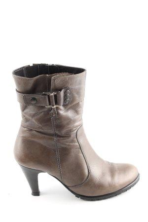 Vitamin High Heel Stiefel braun Casual-Look