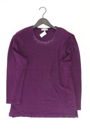 Vittoria Verani Long Sweater lilac-mauve-purple-dark violet