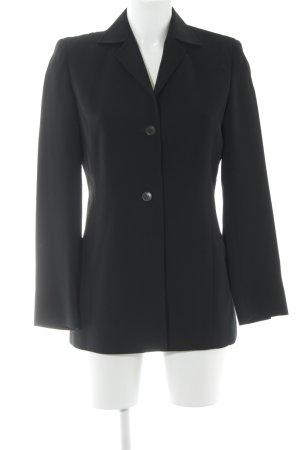 Vittoria Verani Long-Blazer schwarz Elegant