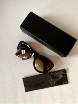 VIU Round Sunglasses multicolored acetate