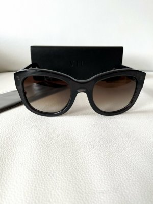 VIU Gafas mariposa negro acetato