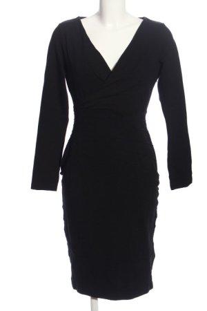 Viva la Diva Abendkleid schwarz Business-Look