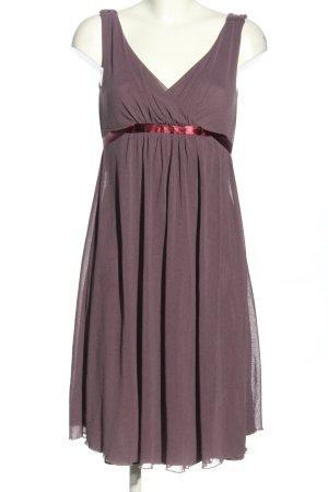 Vivance A-Linien Kleid braun Elegant
