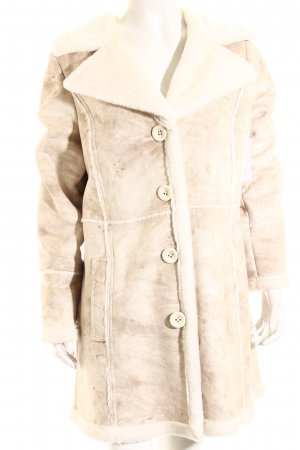 Vivance mantel beige-creme