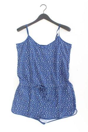 Vivance Onesie blue-neon blue-dark blue-azure cotton