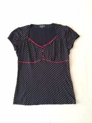 Vive Maria Black Romance Kollektion Shirt Gr. L