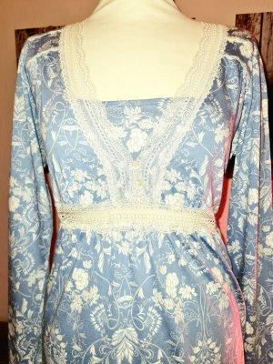 Vive Maria Pyjama blanc-bleu azur
