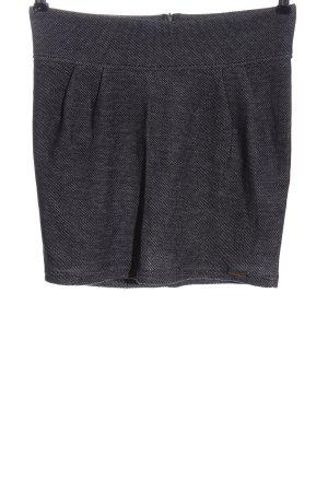 Vive Maria Minigonna nero-grigio chiaro elegante