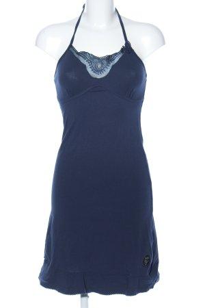 Vive Maria Neckholderkleid blau Casual-Look
