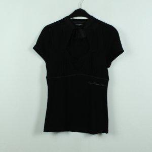 VIVE MARIA Shirt Gr. M schwarz Spitze (21/01/050*)