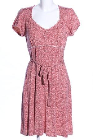 Vive Maria Shirt Dress red-cream allover print casual look