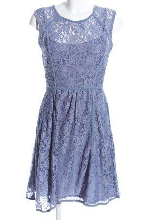 Vive Maria Spitzenkleid blau Casual-Look