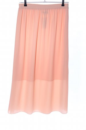 VIVENTY Bernd Berger Maxi gonna rosa stile casual