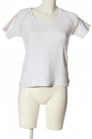 VIVENTY Bernd Berger T-Shirt white-nude casual look